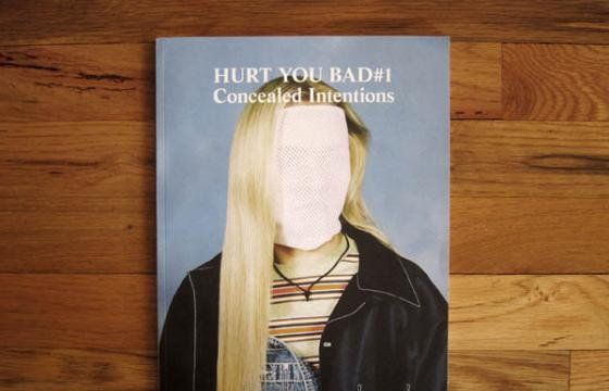 Hurt You Bad #1: Concealed Intentions Magazine