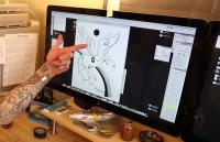 Juxtapoz × Adobe Present: Jeremy Fish's
