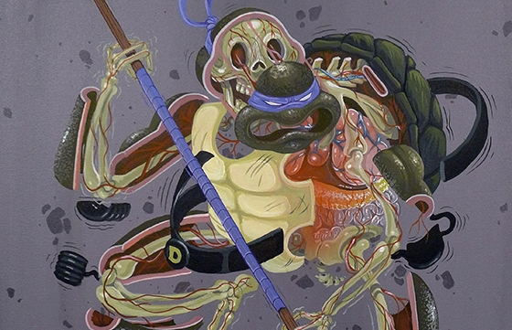 Nychos Dissects The Teenage Mutant Ninja Turtles