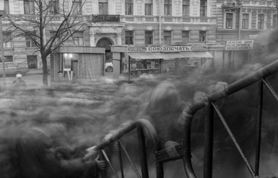 City of Shadows: Soviet Union Collapse Documented in 1991