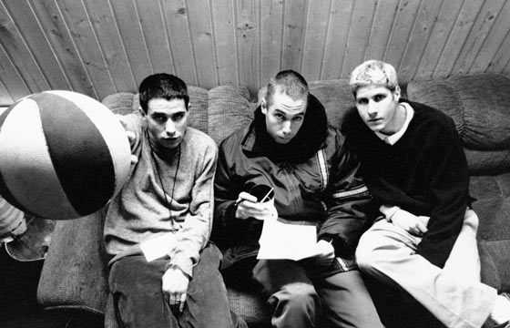 What's The Time?: Parra on the Beastie Boys