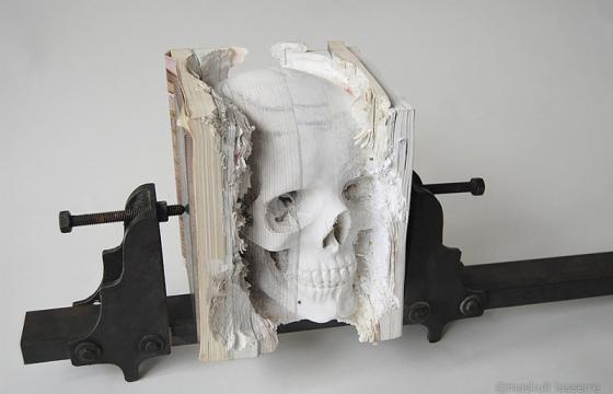 Bizarre Sculptures by Maskull Lasserre