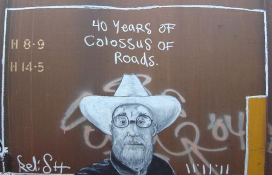 Colossus of Roads Portrait by Relish