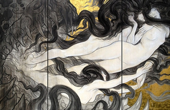 Rebecca Guay's Classically-Inspired Beauties