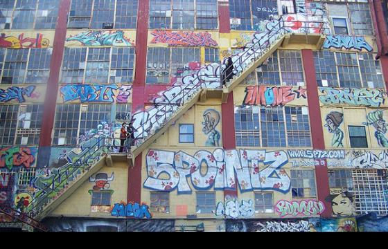 5Pointz, The Graffiti Mecca, in Jeopardy of Being Bulldozed