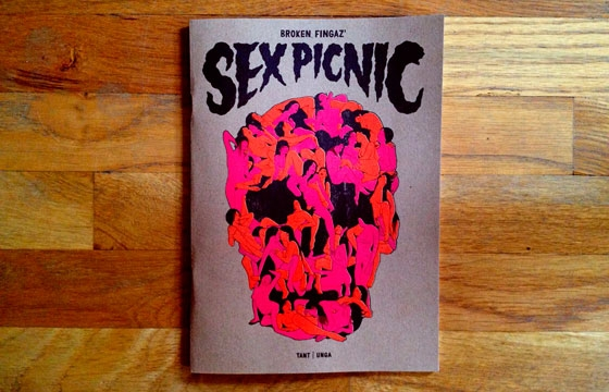 "A look inside ""Sex Picnic"" by Broken Fingaz"