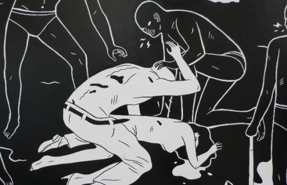 Preview: Cleon Peterson and Bill McRight @ Guerrero Gallery, SF
