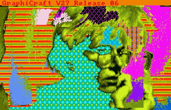 Watch: How Warhol's Amiga Experiments Were Unearthed