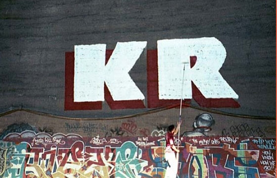 Classic: Kr Roller action in S.F.