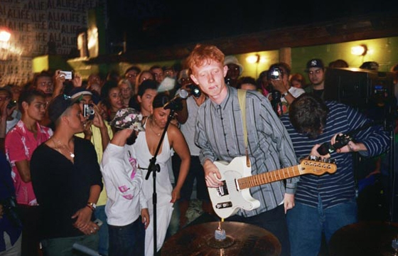 Exclusive: King Krule @ ALIFE NYC