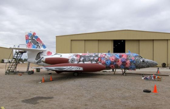 The Boneyard Project @ Pima Air and Space Museum: Preview Photos Part 1