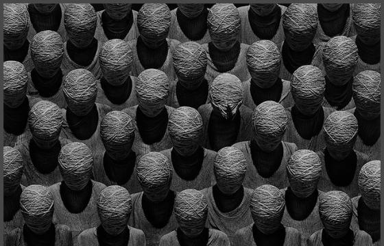 The Crowd Series by Misha Gordin