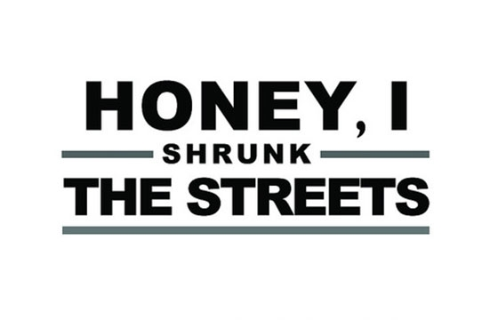 """Honey I Shrunk The Streets"" @ 1AM Gallery, SF"