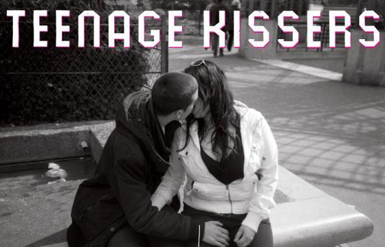 "Ed Templeton ""Teenage Kissers"" at Half Gallery NYC"