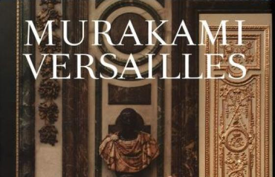 Murakami VERSAILLES book out now