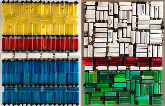Eddy de Azevedo's Rothko-inspired Artworks