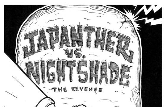 Japanther Vs. Nightshade: The Revenge