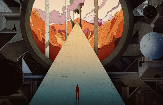 Kilian Eng on the Futuristic Forefront