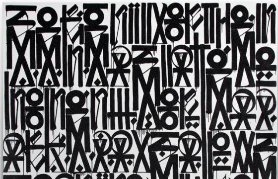 RETNA @ Michael Kohn Gallery, Los Angeles