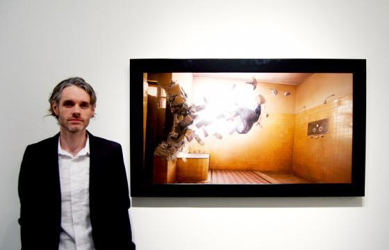 "Review: Jeremy Geddes ""Exhale"" @ Jonathan LeVine, NYC"