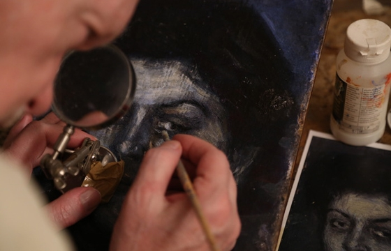 Documentary on the Most Prolific Art Forger in US History