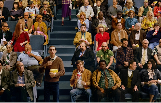 "Alex Prager ""Face in the Crowd"" @ M+B Gallery, Los Angeles"