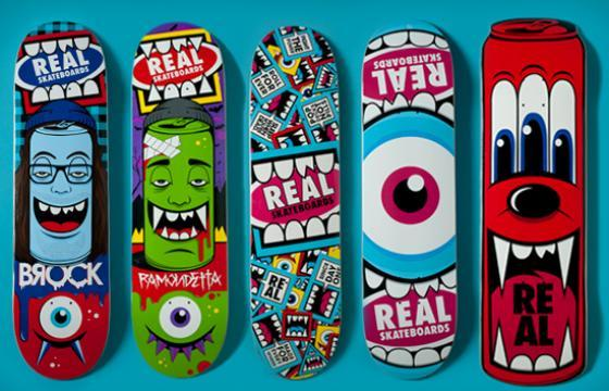 Greg Mike x Real Skateboards Release