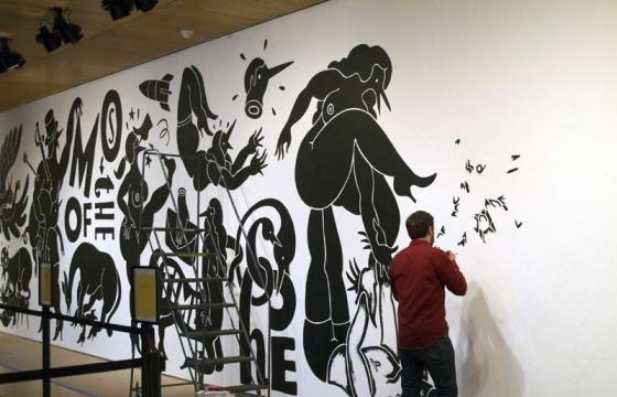 "Preview: Parra ""Weirded Out"" Mural Installation @ San Francisco Museum of Modern Art"