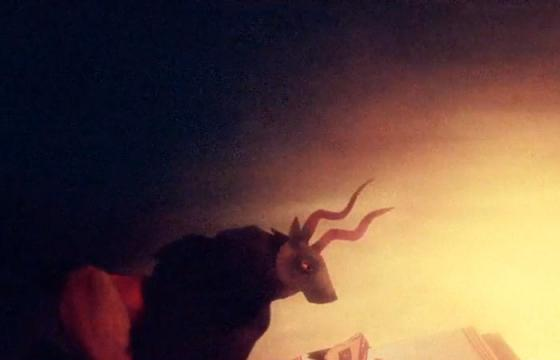 "Music Video: Fleet Foxes ""The Shrine/An Argument"" Animation"