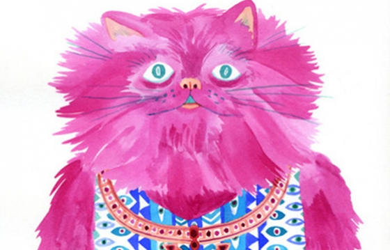Lisa Hanawalt Illustration