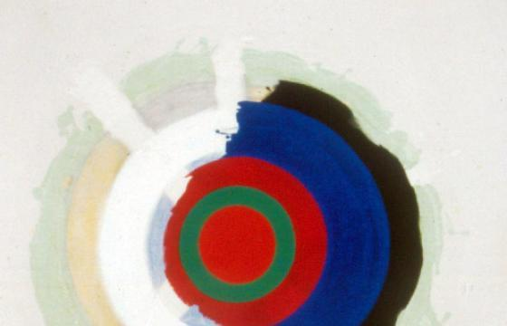 Looking Back: Kenneth Noland