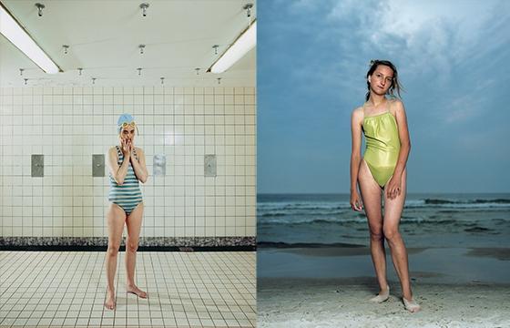 Juxtapoz Magazine - Special Installation: Rineke Dijkstra @ National Gallery of Art