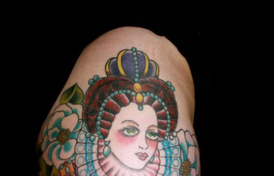 Tattoos from Lucy Pryor