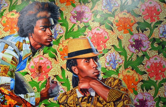 "Opening: Kehinde Wiley ""The World Stage: Jamaica"" @ Stephen Friedman Gallery, London"
