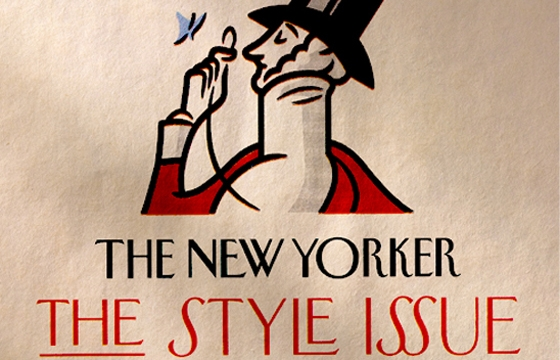 House Industries x New Yorker Typeface Redesign