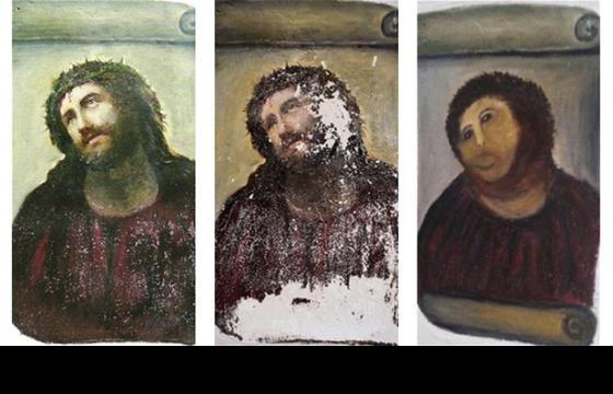 """Jesus! What Did You Do?"": A Tale of Art Restoration Failure"