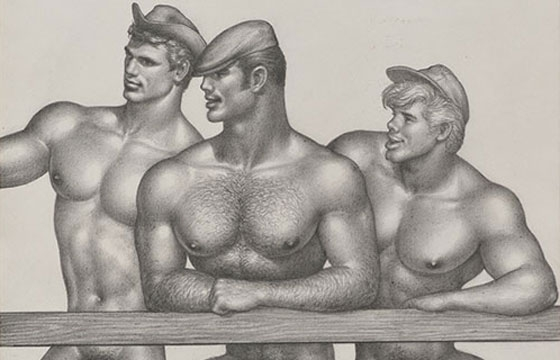 Tom of Finland: Early Work 1944 – 1972