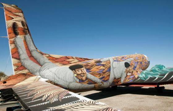 The Boneyard Project @ Pima Air and Space Museum: Preview Photos Part 2