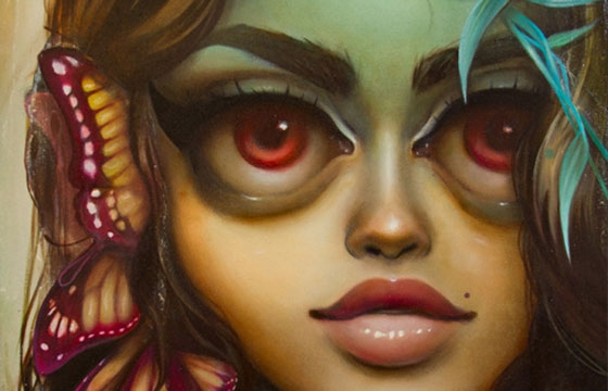 Tatiana Suarez: The Eyes Have it