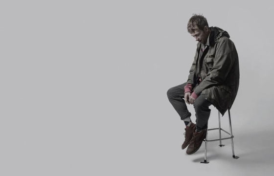 "Music Video: Damon Albarn ""Everyday Robots"" by Aitor Throup"