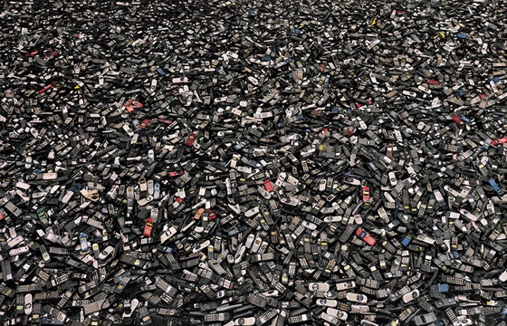 Documenting our mass consumption, waste and garbage