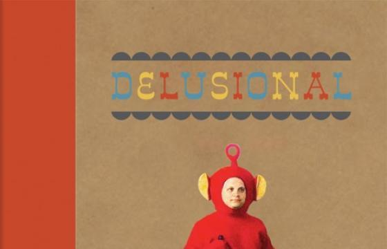 """Delusional: The Story of the Jonathan LeVine Gallery"" Book"
