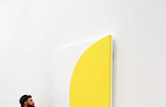 In L.A.: Ellsworth Kelly @ Matthew Marks Gallery