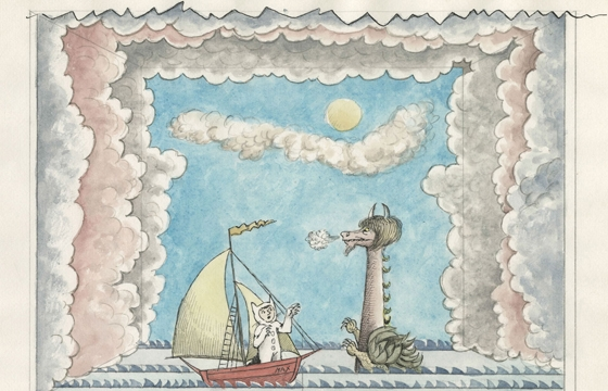 Maurice Sendak: 50 Years, 50 Works, 50 Reasons @ Walt Disney Family Museum, SF