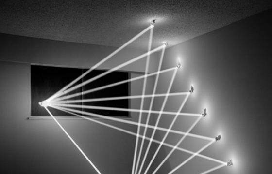 Capturing the Sun: Light Installations by James Nizam