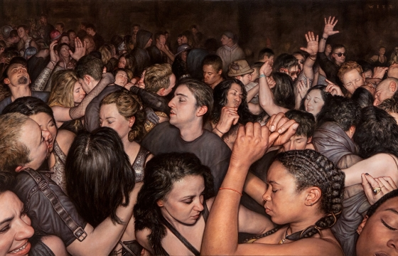 Radio Juxtapoz ep 051: Dan Witz On How the Whole World Became One Big Mosh Pit