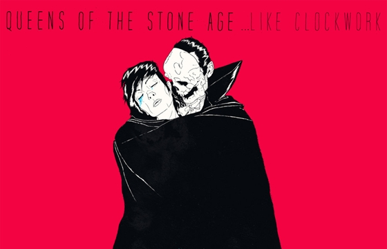 "Boneface for Queens of the Stone Age ""...Like Clockwork"""