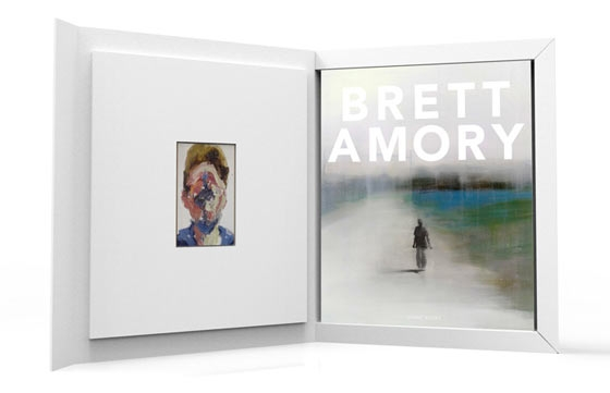 Brett Amory Book Signing Hosted by Juxtapoz @ Clift Hotel, SF