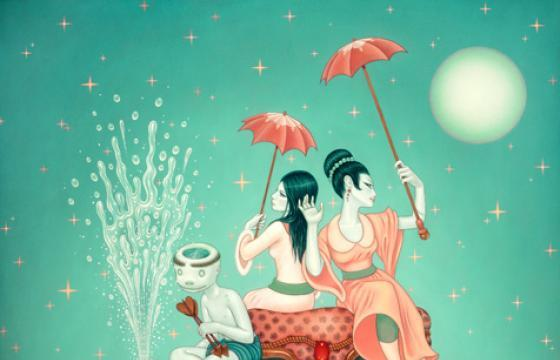 "Print Release: Tara McPherson ""Safety of Water"""