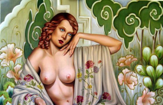 Erotic Portraits from Catherine Abel